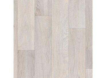 Andiamo ANDIAMO Vinylboden »Prestige«, Breite 400 und 300 cm, Meterware, Dielenoptik, natur, weiß/grau