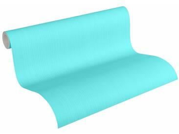 Esprit Papiertapete »Eco of Nature«, FSC®, RAL-Gütezeichen, blau, blau