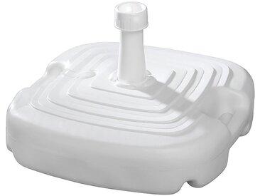 Schneider Schirme SCHNEIDER SCHIRME Kunststoffschirmständer für Stöcke Ø 25-32 mm, weiß, weiß