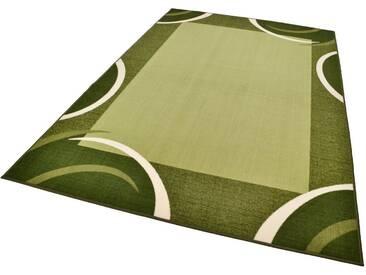 THEKO Teppich »Loures«, rechteckig, Höhe 6 mm, grün, 6 mm, grün