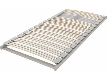 Schlaraffia Lattenrost, »ComFEEL 40 Plus NV«, 40 Leisten, Kopfteil nicht verstellbar, (1-tlg), Belastbar bis 120 kg
