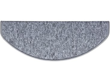 Andiamo Stufenmatte »Carlos«, stufenförmig, Höhe 8 mm, grau, 8 mm, grau