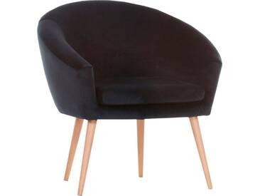 Gutmann Factory Sessel »Pietro« in toller Farbvielfalt, schwarz, schwarz