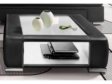 INOSIGN Couchtisch und Nachttisch in einem, schwarz, schwarz/schwarz