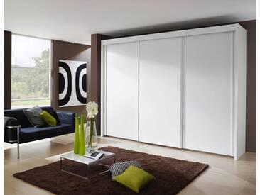 rauch PACK´S Schwebetürenschrank »Imperial«, weiß, Ohne Spiegel, ohne Aufbauservice, ohne Aufbauservice, Breite 300 cm, Höhe 223 cm, weiß