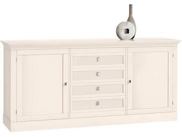 SELVA Sideboard »Sophia« Modell 7404, Breite 196 cm, natur, elfenbeinfarbig
