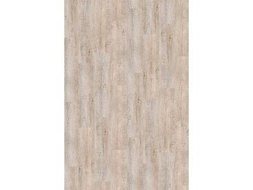 Infloor INFLOOR Teppichfliese »Velour Holzoptik Pinie hell«, selbsthaftend 25 x 100 cm, natur, piniefarben
