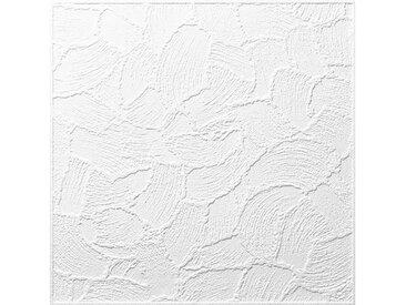 Saapor DECOSA Deckenplatten »Valencia«, 2 m², weiß