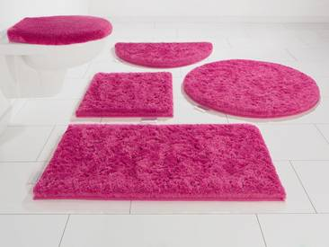 Guido Maria Kretschmer Home&Living Badematte »Jari« , Höhe 30 mm, rosa, 30 mm, pink