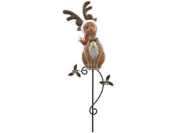 Goebel Gartenstecker - Fröhliche Weihnachten »Weihnachten«, bunt, Bunt