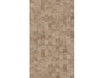PARADOR Laminat »Classic 1050 - Hirnholz Eiche gekälkt«, 1285 x 194 mm, Stärke: 8 mm, braun, braun