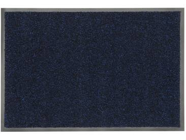 HANSE Home Fußmatte »Green&Clean«, rechteckig, Höhe 8 mm, rechteckig, blau, 8 mm, blau