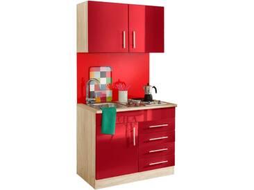 Miniküche Mit Kühlschrank Und Herd 120 Cm : Miniküchen singleküchen pantryküchen finden moebel