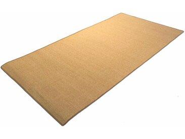 Living Line Sisalteppich »Trumpf«, rechteckig, Höhe 6 mm, Obermaterial: 100% Sisal, natur, natur