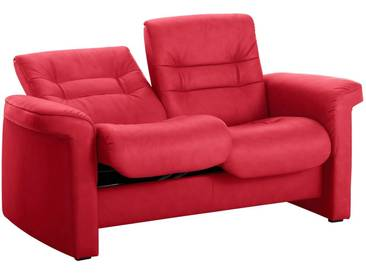 Stressless® 2-Sitzer Sofa Low, »Sapphire«, rot, chilli red