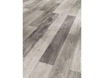 PARADOR Laminat »Trendtime 1 - Shufflewood harmony«, 1285 x 158 mm, Stärke: 8 mm, grau, grau