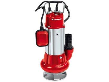 Einhell EINHELL Schmutzwasser-Tauchpumpe »GC-DP 1340 G«, 23.000 l/h, rot, rot
