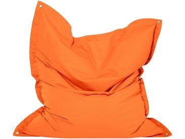 OUTBAG Sitzsack »Meadow Plus«, wetterfest, für den Außenbereich, H: 130 cm, orange, orange