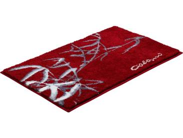 Colani Badematte » 23« , Höhe 24 mm, rutschhemmend beschichtet, fußbodenheizungsgeeignet, rot, 24 mm, rot