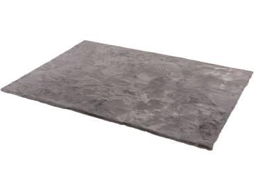 SCHÖNER WOHNEN-KOLLEKTION Teppich »Tender«, rechteckig, Höhe 26 mm, grau, 26 mm, grau