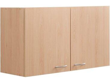 wiho Küchen Hängeschrank »Kiel« 100 cm breit, natur, Buche Dekor/Buche Dekor