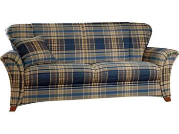 FROMMHOLZ® 2-Sitzer Sofa »Verona« im klassisch zeitlosem Design, blau, blau