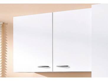 wiho Küchen Hängeschrank »Kiel«, weiß, Weiß