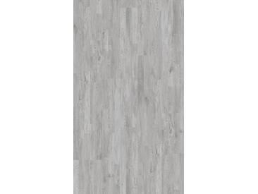 PARADOR Laminat »Classic 1050 - Eiche Silber«, 1285 x 194 mm, Stärke: 8 mm, grau, grau