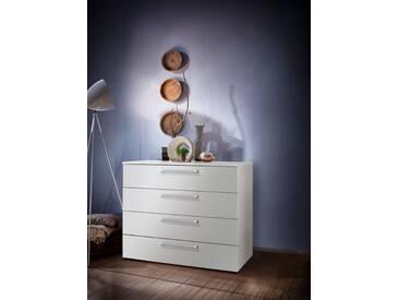 nolte® Möbel Kommode »Alegro Basic«, Breite 160 cm, weiß, Weiß Dekor, weiß