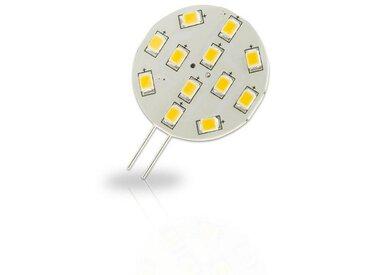 INNOVATE LED Leuchtmittel G4 im 5er-Pack, weiß, weiss