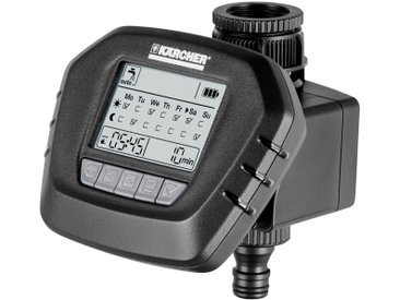 KÄRCHER Bewässerungscomputer »WT 5«, schwarz, schwarz