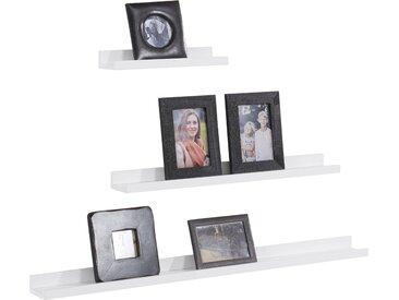 Home affaire Bilderleiste »Pics«, (Set, 3 Stück)