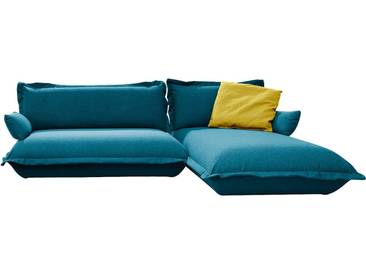 Tom Tailor TOM TAILOR Polsterecke »CUSHION«, flexibel montierbar, grün, petrol green TBO 3