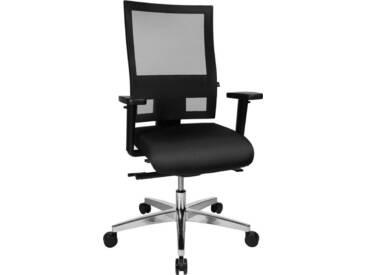 TOPSTAR Bürostuhl »Sitness 60«, schwarz, schwarz/schwarz
