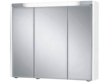 jokey JOKEY Spiegelschrank »Sarto III«, Breite 80 cm, weiß, weiß