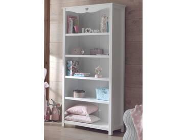 Vipack Furniture Regal »Amori«, weiß, weiß