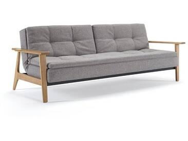 INNOVATION™ Schlafsofa mit Armlehnen Frej im Scandinavian Design »Dublexo«