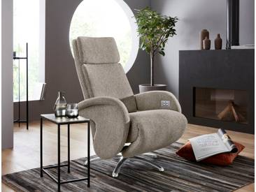 W.SCHILLIG Relaxsessel »jupiter« mit Sternfuß, natur, sesame S22