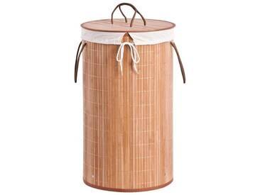 Zeller Present Zeller Wäschesammler »Bamboo«, natur, natur