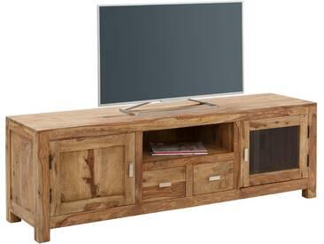 Gutmann Factory TV-Lowboard »Inka« aus massivem Sheesham Holz, Breite 170 cm