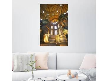 Posterlounge Wandbild - Neil Farrin »Hagia Sophia«, bunt, Leinwandbild, 120 x 180 cm, bunt
