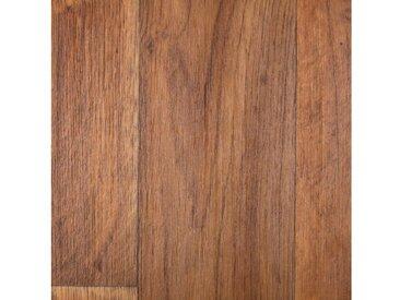 Andiamo ANDIAMO Vinylboden »PVC Astana«, Breite 400 cm, Meterware, Stab-Optik, braun, 1 x 400 cm, braun