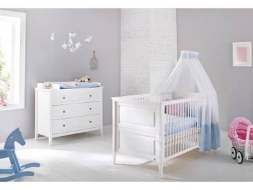Pinolino® Pinolino Babyzimmer-Set (2-tlg.), Sparset, »Smilla breit«