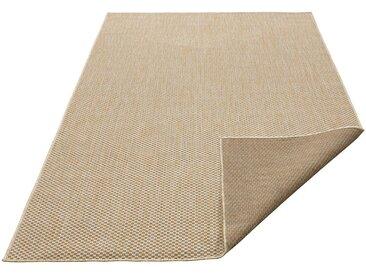 my home Teppich »Rhodos«, rechteckig, Höhe 3 mm, In- und Outdoor geeignet, Sisaloptik, natur, 3 mm, beige