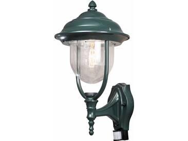 KONSTSMIDE LED Außen-Wandleuchte »PARMA«, 1-flammig, Außenleuchte für die Wandbefestigung, grün, 1 -flg. /, petrol