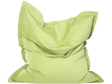 OUTBAG Sitzsack »Meadow Plus«, wetterfest, für den Außenbereich, H: 130 cm, grün, grün