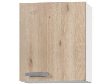 OPTIFIT Küchenhängeschrank »Helsinki, Breite 50 cm«, braun, edelbuche