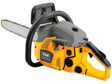 Texas TEXAS Benzin-Kettensäge »Smart Chainsaw 400«, 40 cm Schwertlänge, gelb, gelb