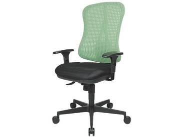 TOPSTAR Bürostuhl ohne Armlehnen »Headpoint SY«, grün, grün