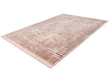 LALEE Teppich »Noblesse 903«, rechteckig, Höhe 12 mm, natur, 12 mm, beige